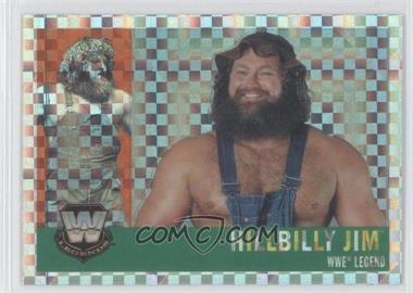 2006 Topps Chrome WWE Heritage - [Base] - X-Fractor #77 - Hillbilly Jim