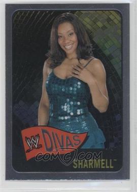 2006 Topps Chrome WWE Heritage - [Base] #59 - Sharmell