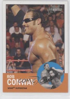 2006 Topps Heritage II WWE - [Base] #57 - Rob Conway