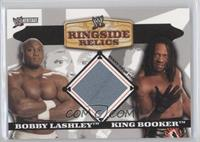 Bobby Lashley, King Booker