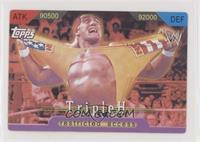 Triple H (Error: Photo of Hulk Hogan)