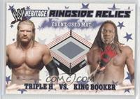 Triple H, King Booker