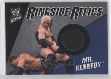 2007 Topps WWE Action - [???] #N/A - Ken Kennedy