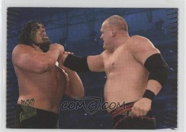 2007 Topps WWE Action - [Base] #85 - Great Khali vs. Kane