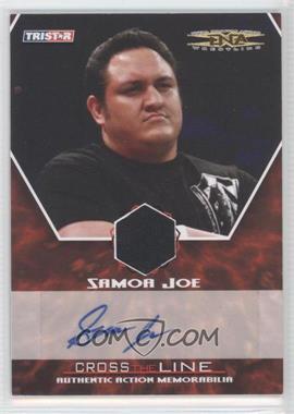 2008 TRISTAR TNA Wrestling Cross the Line - [???] #M-SJA - Samoa Joe /50