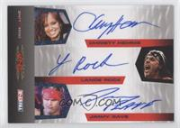 Christy Hemme, Lance Rock, Jimmy Rave /5