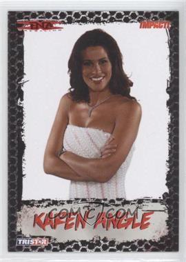 2008 TRISTAR TNA Wrestling Impact! - [Base] - Red #41 - Karen Angle /10