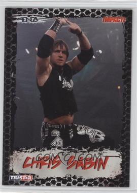 2008 TRISTAR TNA Wrestling Impact! - [Base] #29 - Chris Sabin