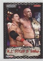 AJ Styles, Tomko