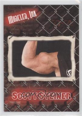 2008 TRISTAR TNA Wrestling Impact! - Muscles, Ink #MI-1 - Scott Steiner