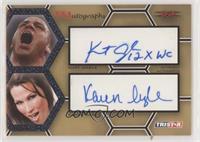 Kurt Angle, Karen Angle #/5