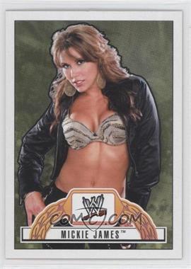 2008 Topps Heritage WWE IV - [???] #13 - Mickie James