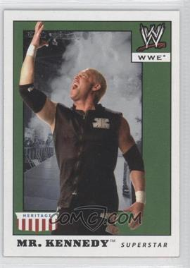 2008 Topps Heritage WWE IV - [???] #38 - Mr. Kennedy