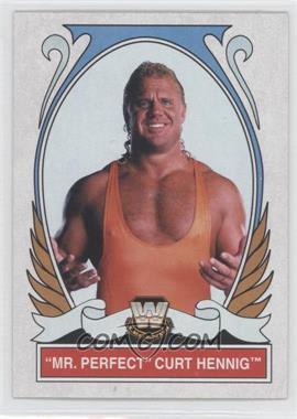 2008 Topps Heritage WWE IV - [???] #79 - Curt Hennig