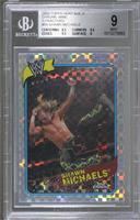 Shawn Michaels [BGS 9 MINT]