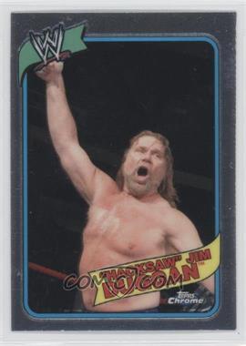 2008 Topps WWE Heritage Chrome - [Base] #30 - Jim Duggan