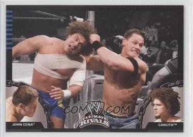 2008 Topps WWE Ultimate Rivals - [Base] #20 - John Cena, Carlito