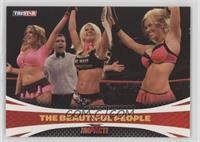The Beautiful People (Angelina Love, Velvet Sky, Madison Rayne)