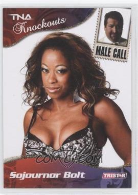 2009 TRISTAR TNA Wrestling Knockouts - [Base] - Gold #86 - Sojournor Bolt /10