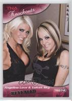 Angelina Love & Velvet Sky /50