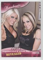 Angelina Love & Velvet Sky