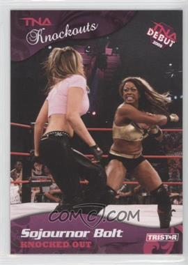 2009 TRISTAR TNA Wrestling Knockouts - [Base] #15 - Sojournor Bolt