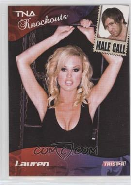 2009 TRISTAR TNA Wrestling Knockouts - [Base] #79 - Lauren