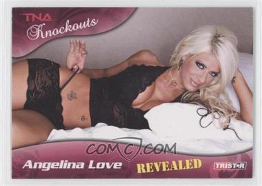 2009 TRISTAR TNA Wrestling Knockouts - [Base] #91 - Angelina Love