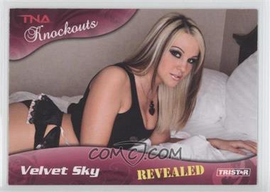 2009 TRISTAR TNA Wrestling Knockouts - [Base] #94 - Velvet Sky