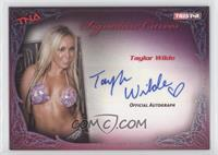 Taylor Wilde /25