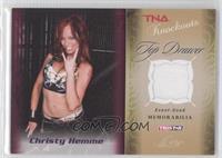 Christy Hemme #/175