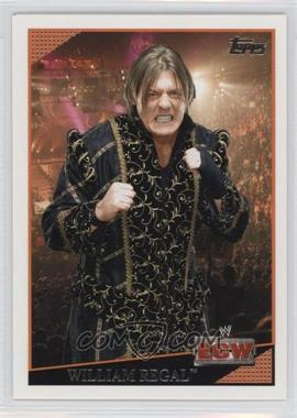 2009 Topps WWE - [Base] #39 - William Regal