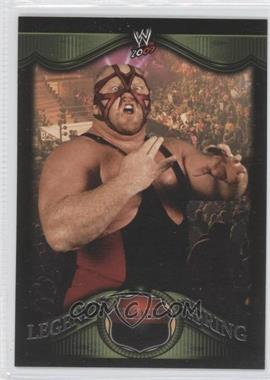 2009 Topps WWE - Legends of the Ring #17 - Vader