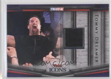 2010 TRISTAR TNA Icons - Memorabilia #M7 - Tommy Dreamer /199