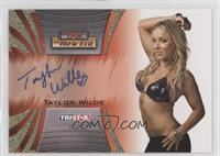 Taylor Wilde /50