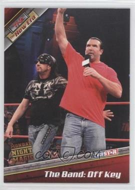 2010 TRISTAR TNA The New Era - [Base] #87 - The Band: Off Key (Kevin Nash, Scott Hall, Syxx-Pac)