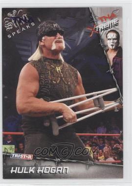 2010 TRISTAR TNA Xtreme - [Base] - Purple #73 - Hulk Hogan /1