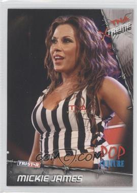 2010 TRISTAR TNA Xtreme - [Base] #89 - Mickie James