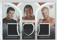 Evan Bourne, R-Truth, Christian /99