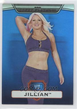 2010 Topps Platinum WWE - [Base] - Blue #47 - Jillian Hall /199