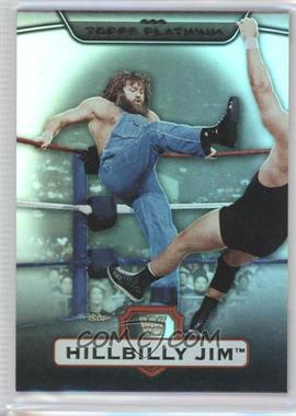 2010 Topps Platinum WWE - [Base] - Rainbow #51 - Hillbilly Jim