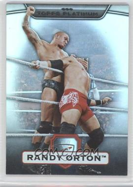 2010 Topps Platinum WWE - [Base] - Rainbow #97 - Randy Orton