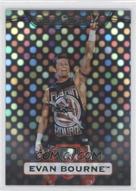 2010 Topps Platinum WWE - [Base] - X-Fractor #21 - Evan Bourne