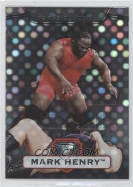 2010 Topps Platinum WWE - [Base] - X-Fractor #29 - Mark Henry