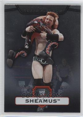 2010 Topps Platinum WWE - [Base] #100 - Sheamus