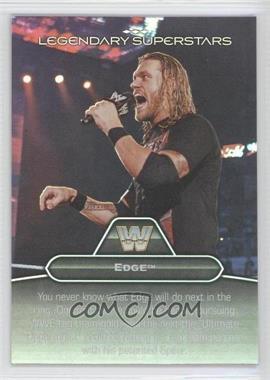 2010 Topps Platinum WWE - Legendary Superstars #LS-12 - Edge, Brian Pillman