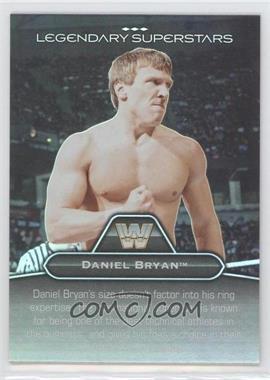 2010 Topps Platinum WWE - Legendary Superstars #LS-16 - Daniel Bryan, Dean Malenko