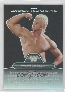 "2010 Topps Platinum WWE - Legendary Superstars #LS-2 - Paul ""Mr. Wonderful"" Orndorff, Dolph Ziggler"