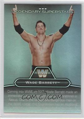 2010 Topps Platinum WWE - Legendary Superstars #LS-25 - British Bulldog, Wade Barrett