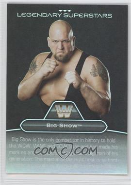 2010 Topps Platinum WWE - Legendary Superstars #LS-8 - Big Show, Vader